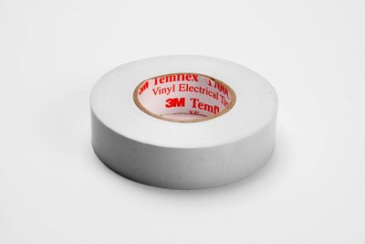 3M 1700C-WHITE 3/4 x 66 Foot Vinyl Code Tape
