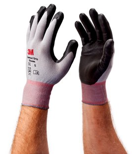 3M CGXL-GU Comfort Grip Gloves - General Use - Extra Large Extra Large cs=6