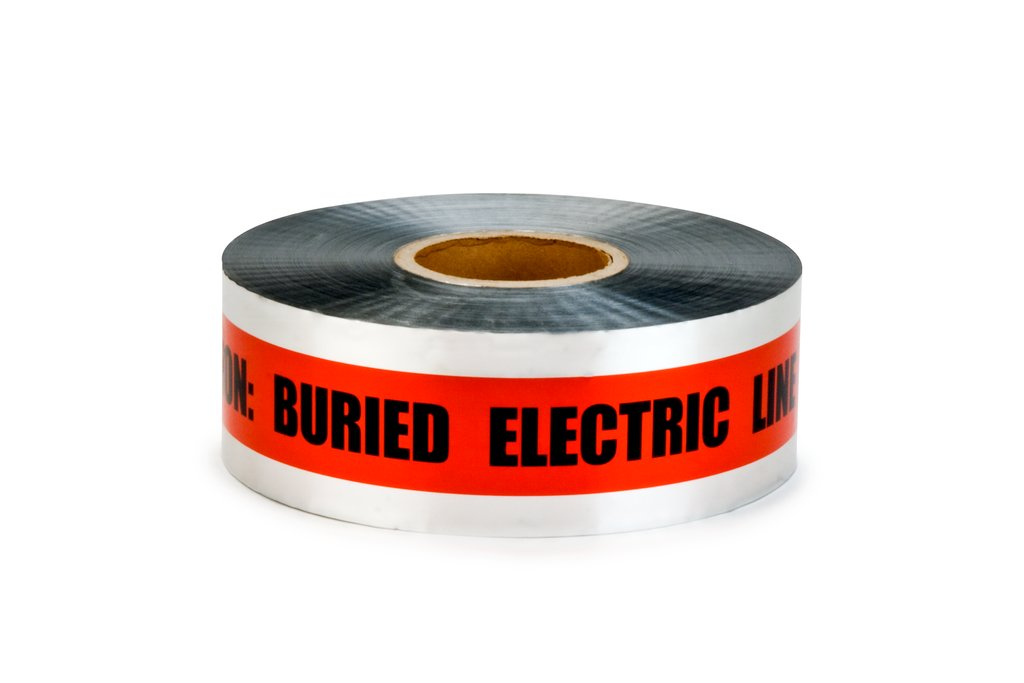 3M 406-R-3X1000FT 406 DET. TAPE, RE
