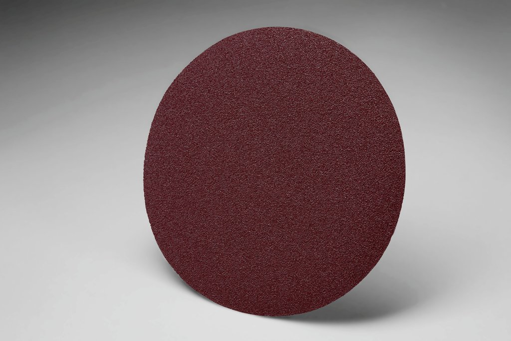 Stikit™ 051111-50450 General Purpose PSA Open Coated Abrasive Disc With Liner, 5 in Dia, 80 Grit, Medium Grade, Aluminum Oxide Abrasive, Cloth Backing