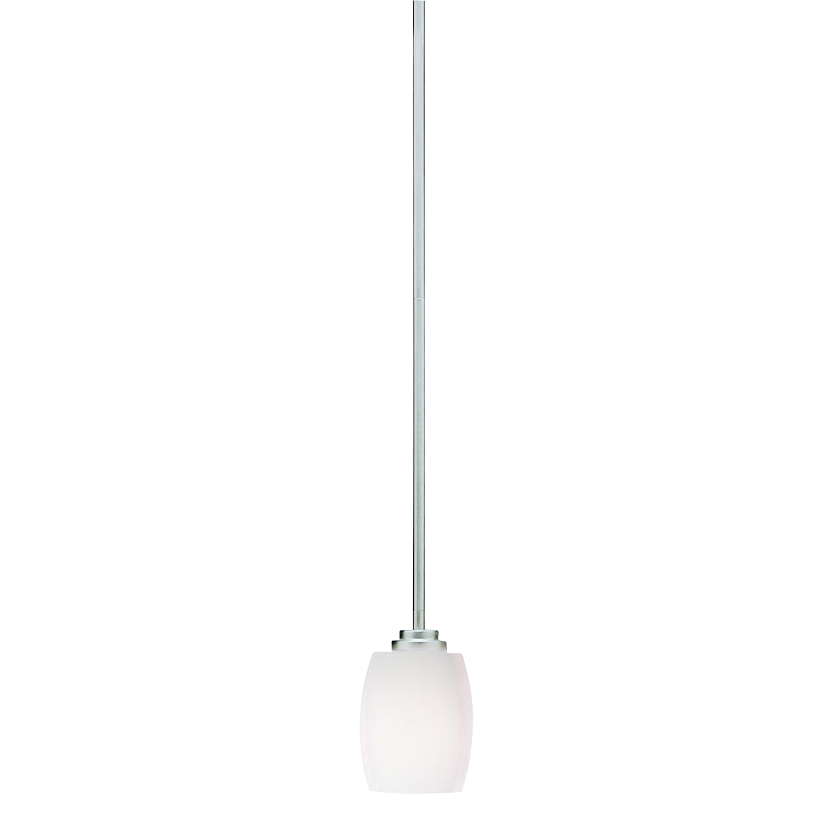 KIC 3497NI 1X100M Mini Pendant Brushed Nickel