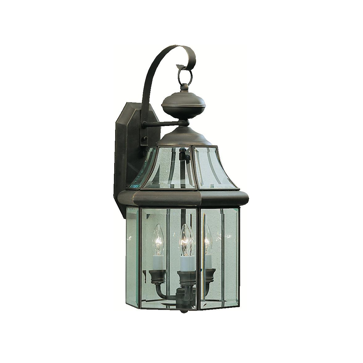 KIC 9785OZ 3X60C Olde Bronze Wall Lantern