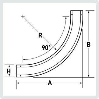 Legrand   PW   I-tray,P302842,LD-4A-90VI24-12 AL 4H 90 VRT INS 24R 12W