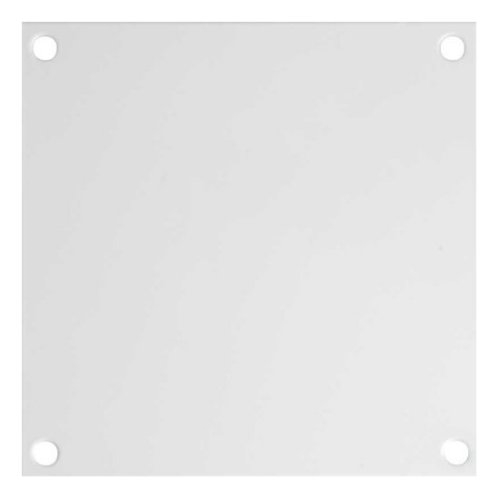 VYNCKIER ENCLOSURES SYSTEMS,MP1210A,VJ 1210 ALUMINUM MOUNTING PLATE