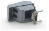 MWC357 PVC SEC ENT CAP