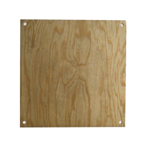 E-BOX,2424PW,21 IN. X 21 IN. PLYWOOD PANEL