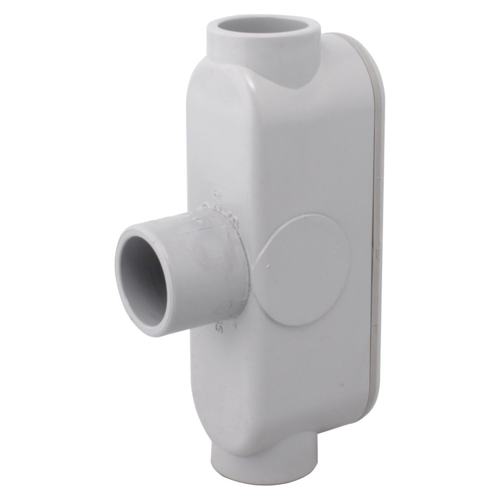 "STB10S 1/2"" PVC TYPE TB ACCESS FITTING SCEPTER"