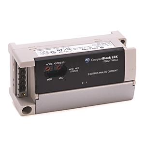Allen-Bradley,1790D-TN4C0,CompactBlock LDX Analog Input Base Block