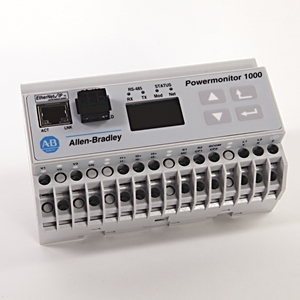 Allen-Bradley,1408-EM3A-ENT,PowerMonitor 1000, Energy Monitor, ENet