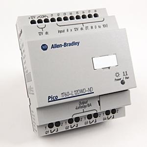 Allen-Bradley,1760-L12AWA-ND,Pico 12 Point Controller