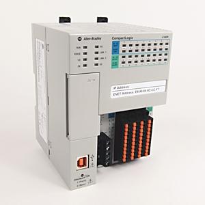 Allen-Bradley,1769-L16ER-BB1B,CompactLogix 384KB DI/O Controller