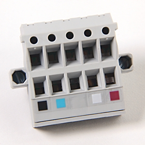 Allen-Bradley,1787-PLUG10R,DNet Open Style 10 Position Connector