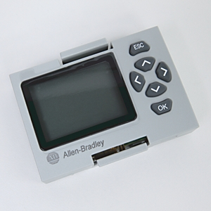 Allen-Bradley,2080-LCD,MICRO810 LCD DISPLAY WITH KEYPAD