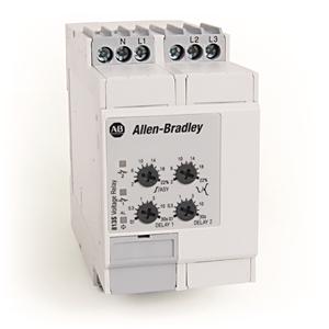 Allen-Bradley,813S-V3-480V,MachineAlert 813S 3-Phase Voltage Relay