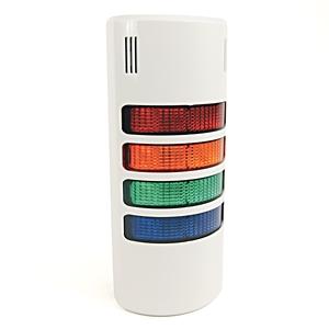 Allen-Bradley,855W-G24Y3Y4P1,855W 24V AC/DC Wall Mount Signal Light
