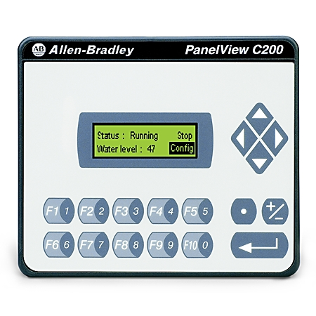 Allen-Bradley,2711C-K2M,PanelView Comp C200 Graphic Terminal