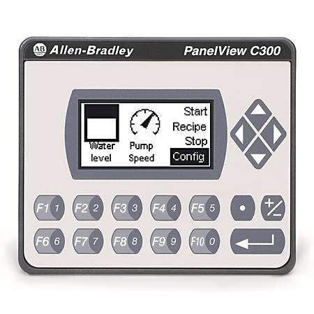 Allen-Bradley,2711C-K3M,PanelView Comp C300 Graphic Terminal