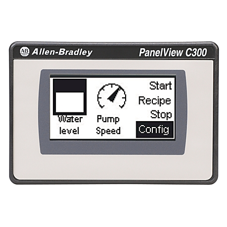 Allen-Bradley,2711C-T3M,PanelView Comp C300 Graphic Terminal