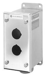Allen-Bradley,800R-5HZ4,800R 30 mm Push-Button Enclosure