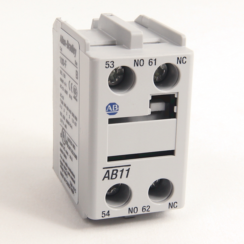 100-FA02 AB 2 NC AUX CONTACT BLOCK