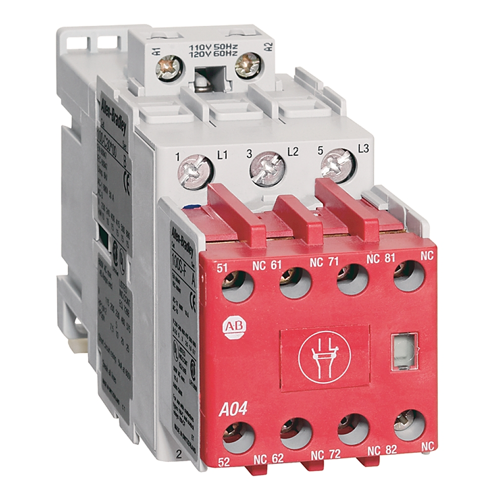 Rockwell Automation,100S-C30EJ32C,30 A Safety Contactor