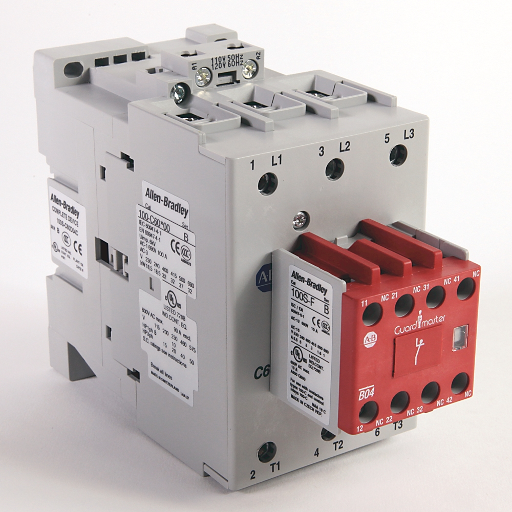 100S-C60D14BC AB CONTACTOR
