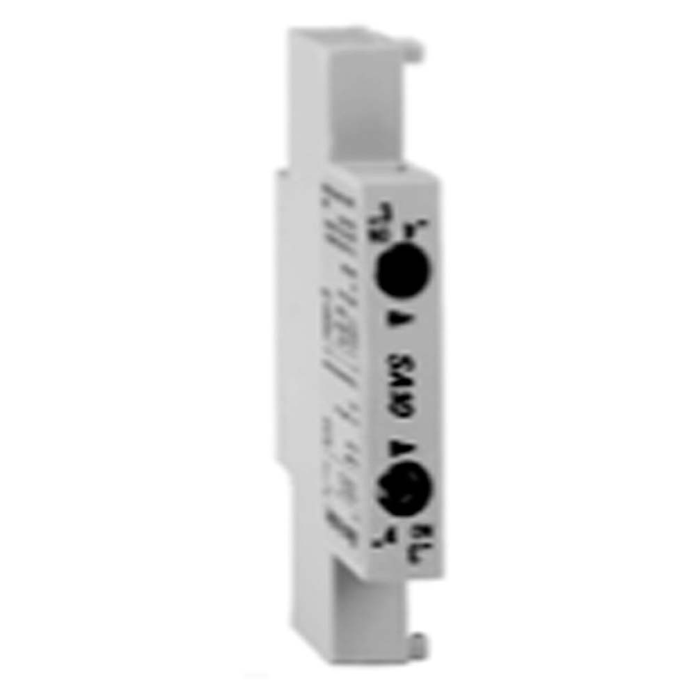 100-SA02 AB 2-NC SIDE MOUNT AUX CONTACT