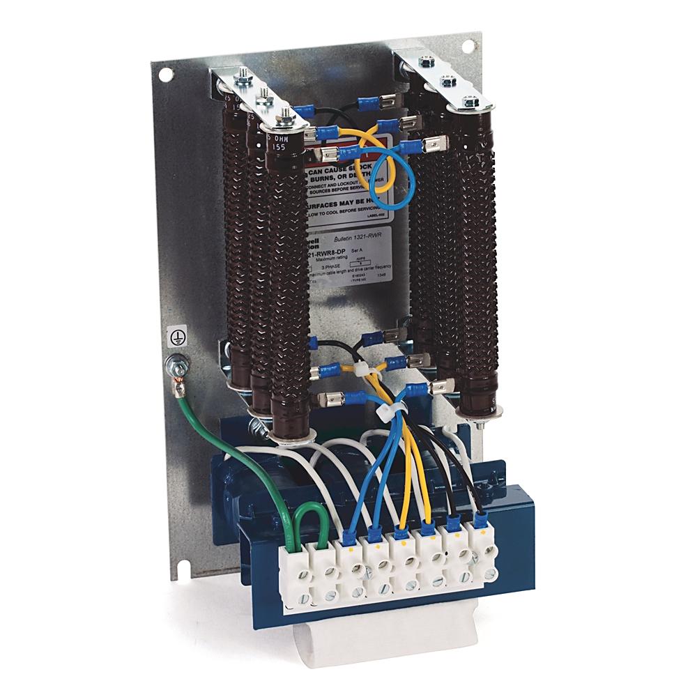 Allen-Bradley,1321-RWR130-DP,Reflective Wave Reduction Device