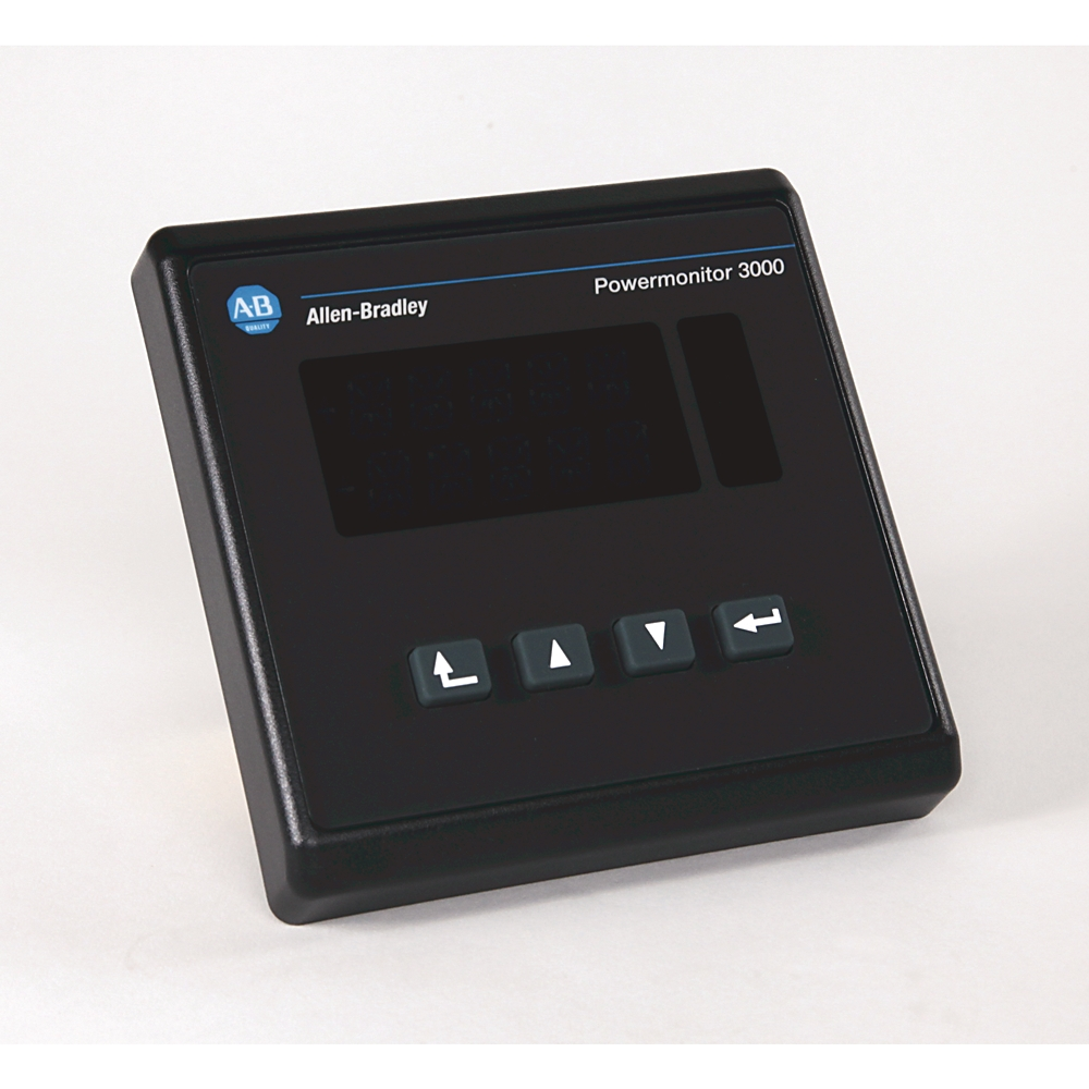 Allen-Bradley,1404-DM,PowerMonitor 3000 LCD Display