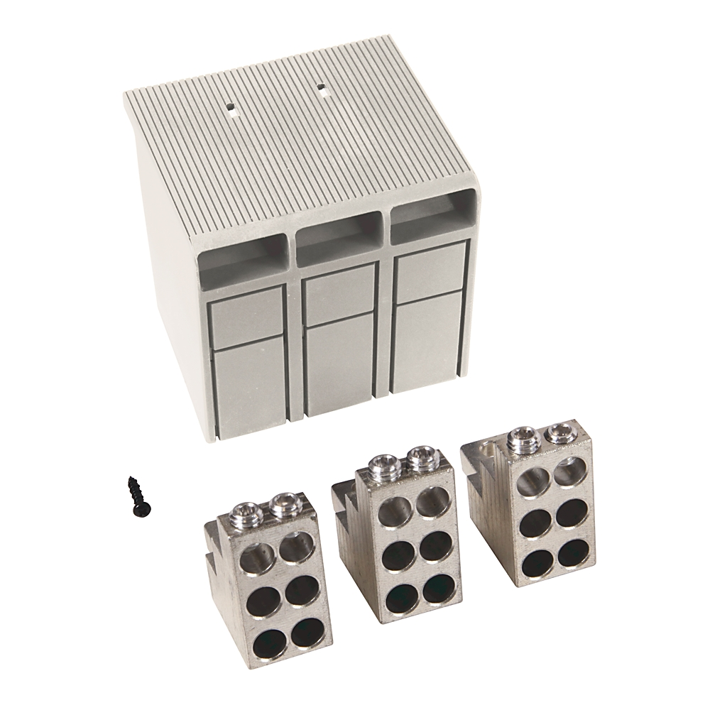140G-G-MTL63 AB 140G CIRCUIT-BREAKER ACCESSORY,Frame-G, Multi Terminal Lug, Qty 3, 88563044057