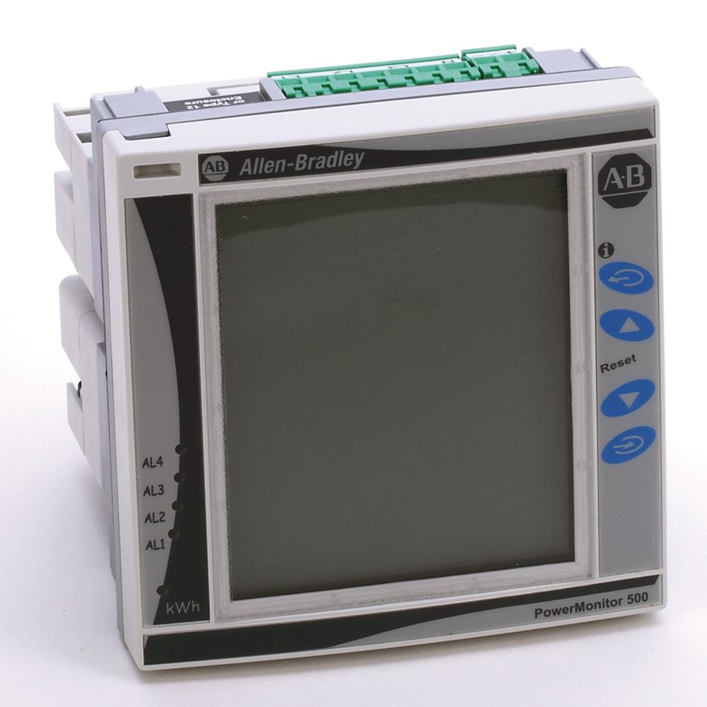 Allen-Bradley,1420-V1P,PowerMonitor 500 Power Meter