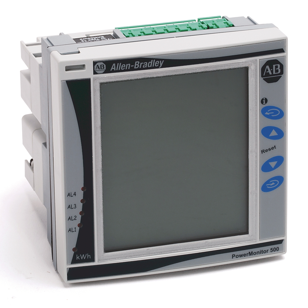 Allen-Bradley,1420-V2-ENT,PowerMonitor 500 EtherNetIP Power Meter