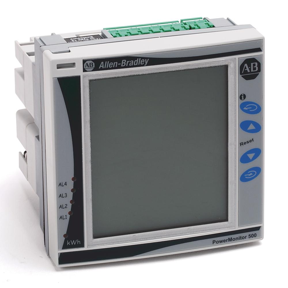 Allen-Bradley,1420-V2P-ENT,PowerMonitor 500 EtherNetIP Power Meter