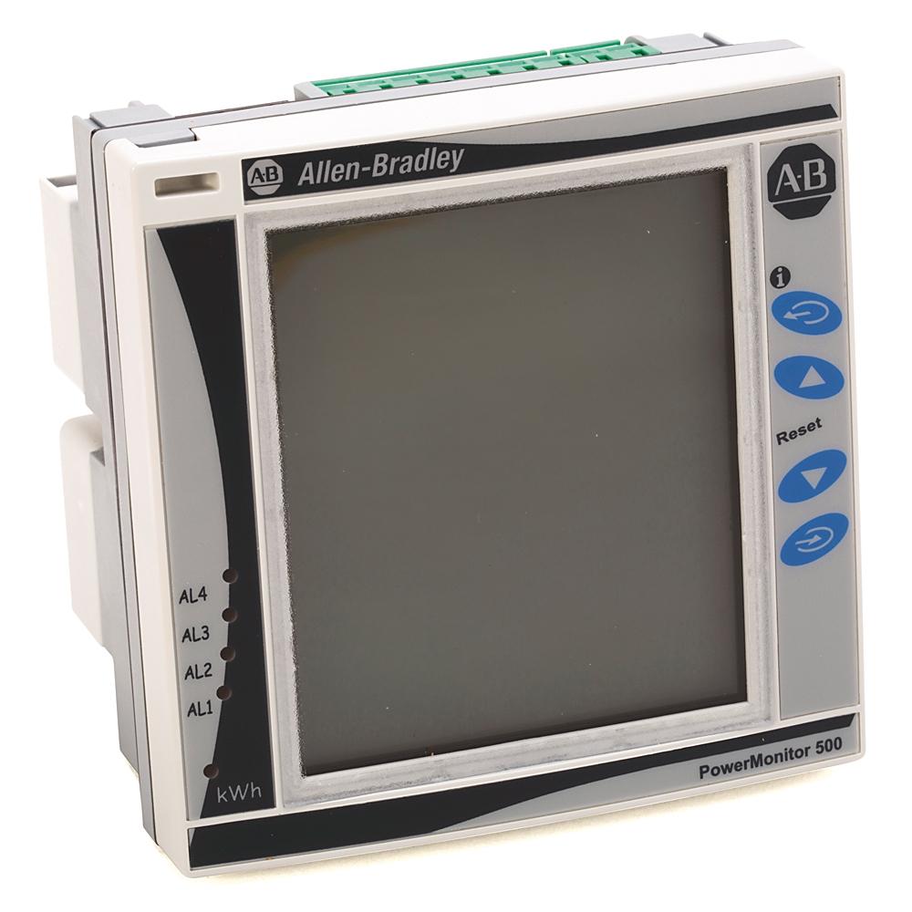 1420-V2 AB POWERMONITOR 500 POWER METER INDICATOR 88563023659