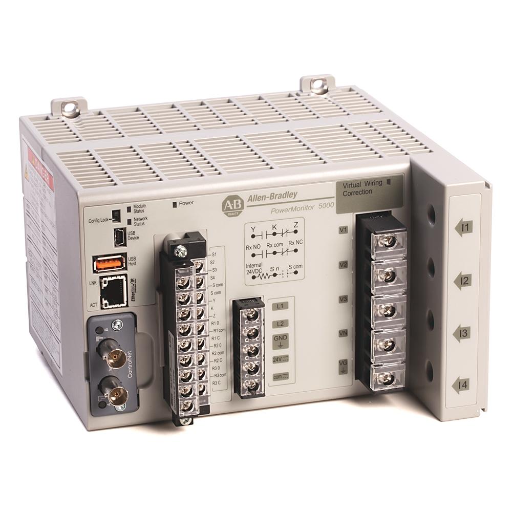 Allen Bradley Power Monitor 1000 : Supports fasteners