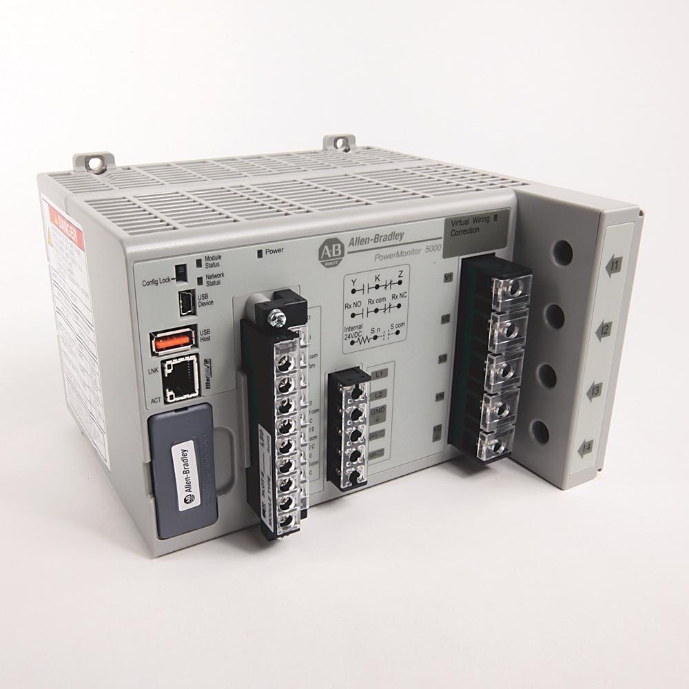 Allen Bradley Power Monitor 1000 : Allen bradley m e