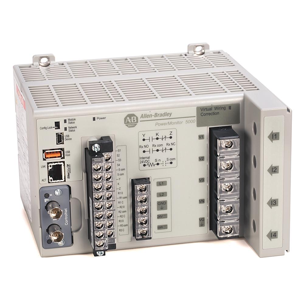 Allen-Bradley,1426-M6E-CNT,PowerMonitor 5000 Power Quality Meter