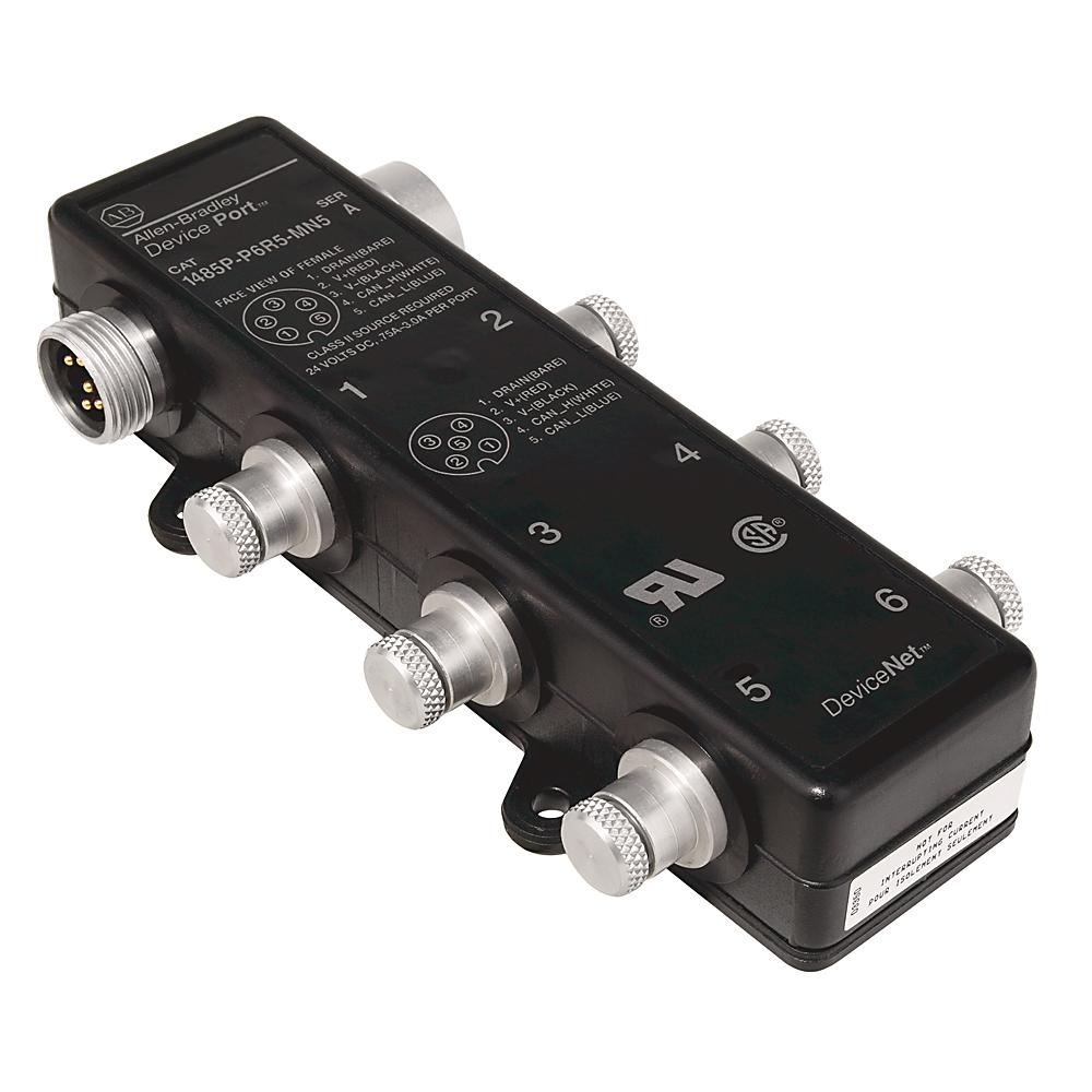 Allen-Bradley,1485P-P6N5-MN5,DeviceNet Connection Device
