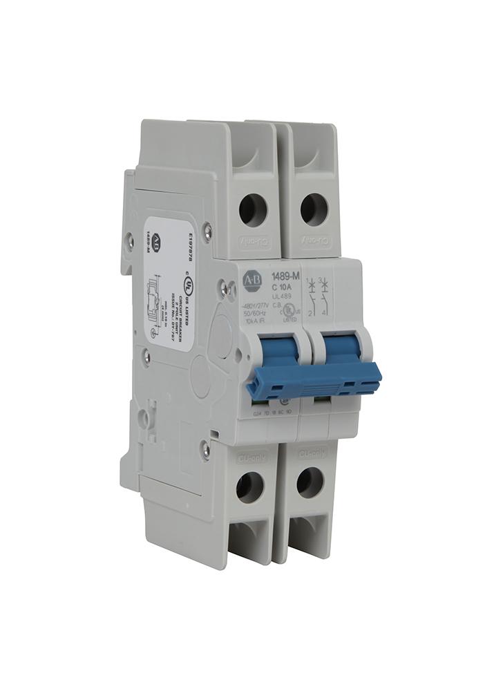 Circuit Breakers Allen Bradley 1489 M2d005 Van Meter Inc