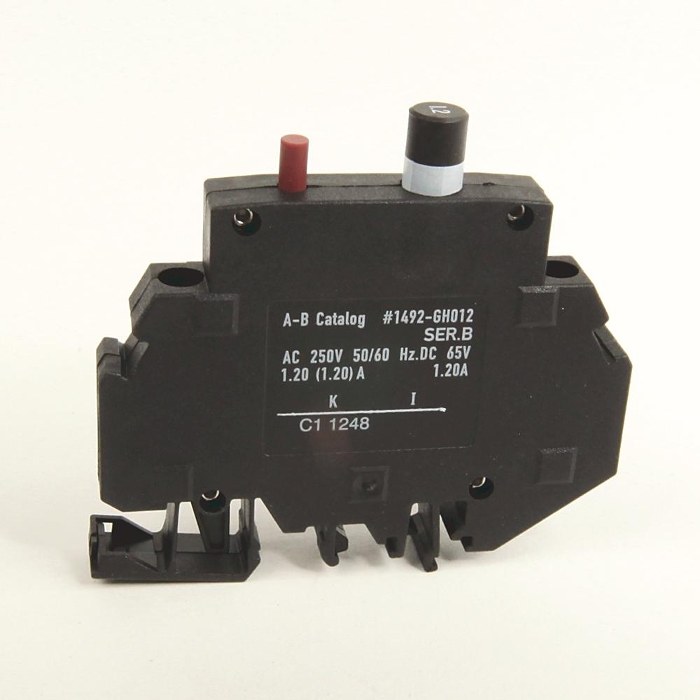 Allen-Bradley 1492-GH015 High Density 15 Amp Miniature Circuit Breaker/Supplementary Protector
