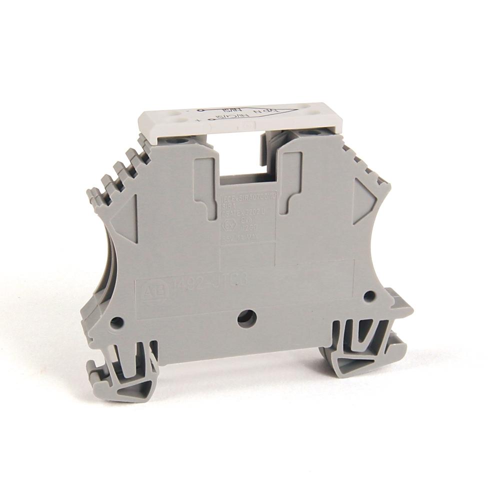 1492-JTC3N AB IEC 2-CKT THERMOCOUPLE BLK, TYPE N, 2.5mm 66207305906