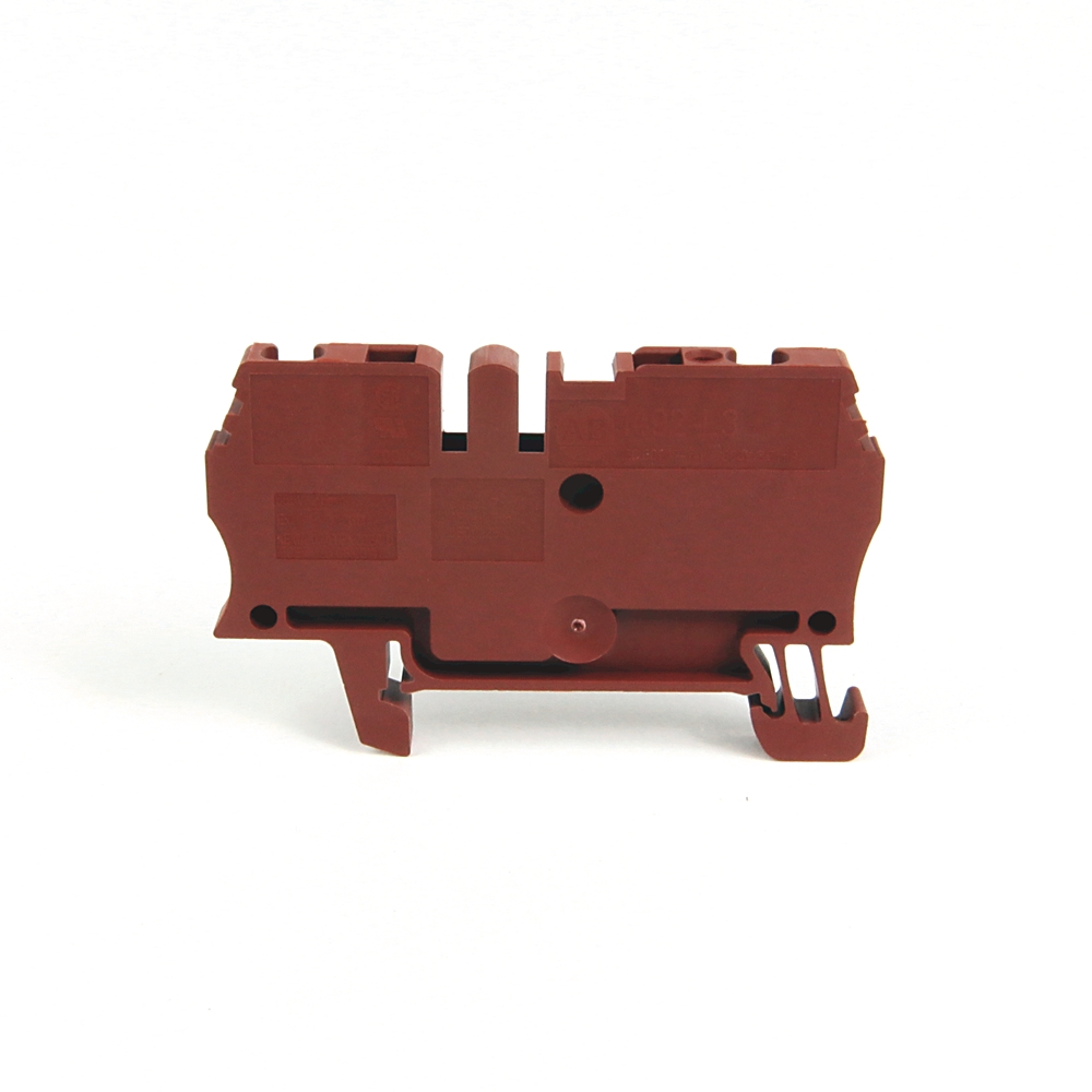 1492-L3-BL AB ONE-CIRCUIT FEED-THRO BLOCK, 2.5MM MAX. WIRE, 66207305473