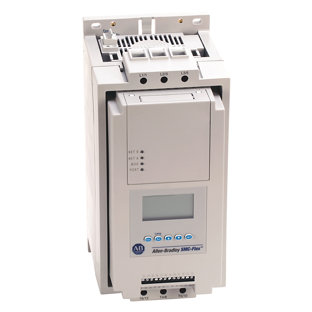 150-F201NBD AB SMCFLEX 200V-480V 201A OPEN 100-240V CONTRL