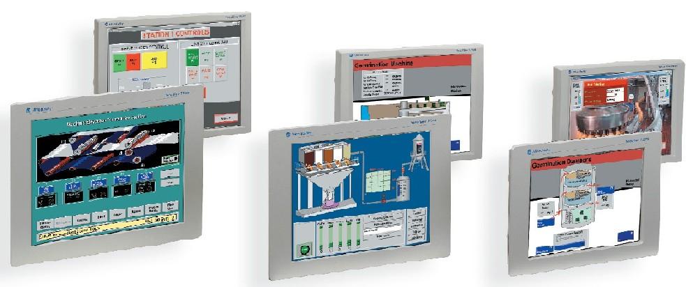 Allen-Bradley,6176M-15VT,Industrial Monitor, Standard