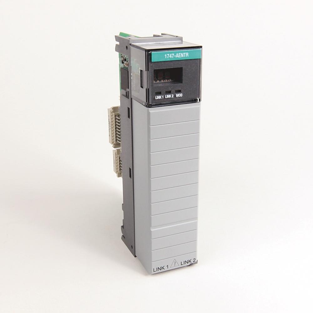 Allen-Bradley,1747-AENTR,SLC 500 Ethernet/IP Adapter