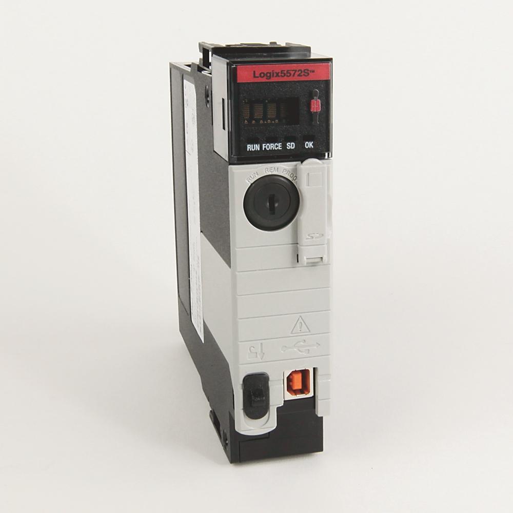 Allen-Bradley,1756-L72S,Logix 5572S Automation Controller 4M/2M