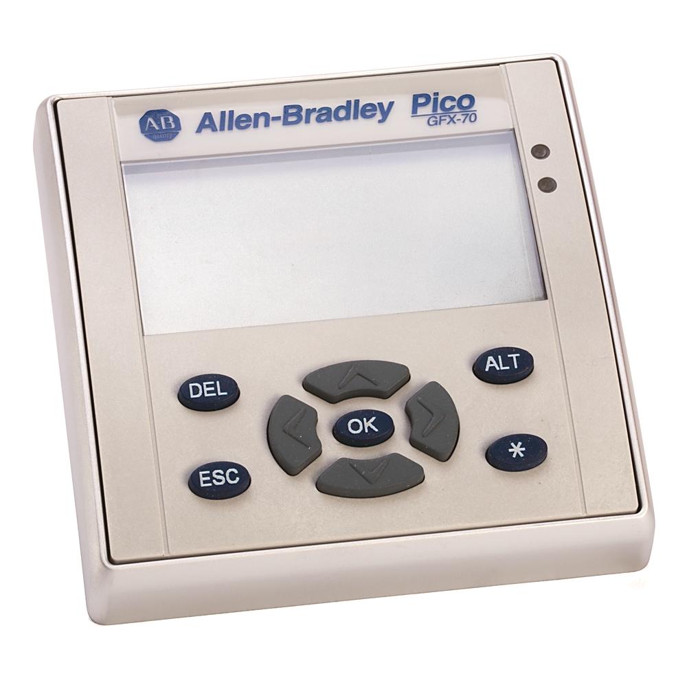Pico & Pico GFX System | Allen Bradley 1760-OW2 | Van Meter Inc.