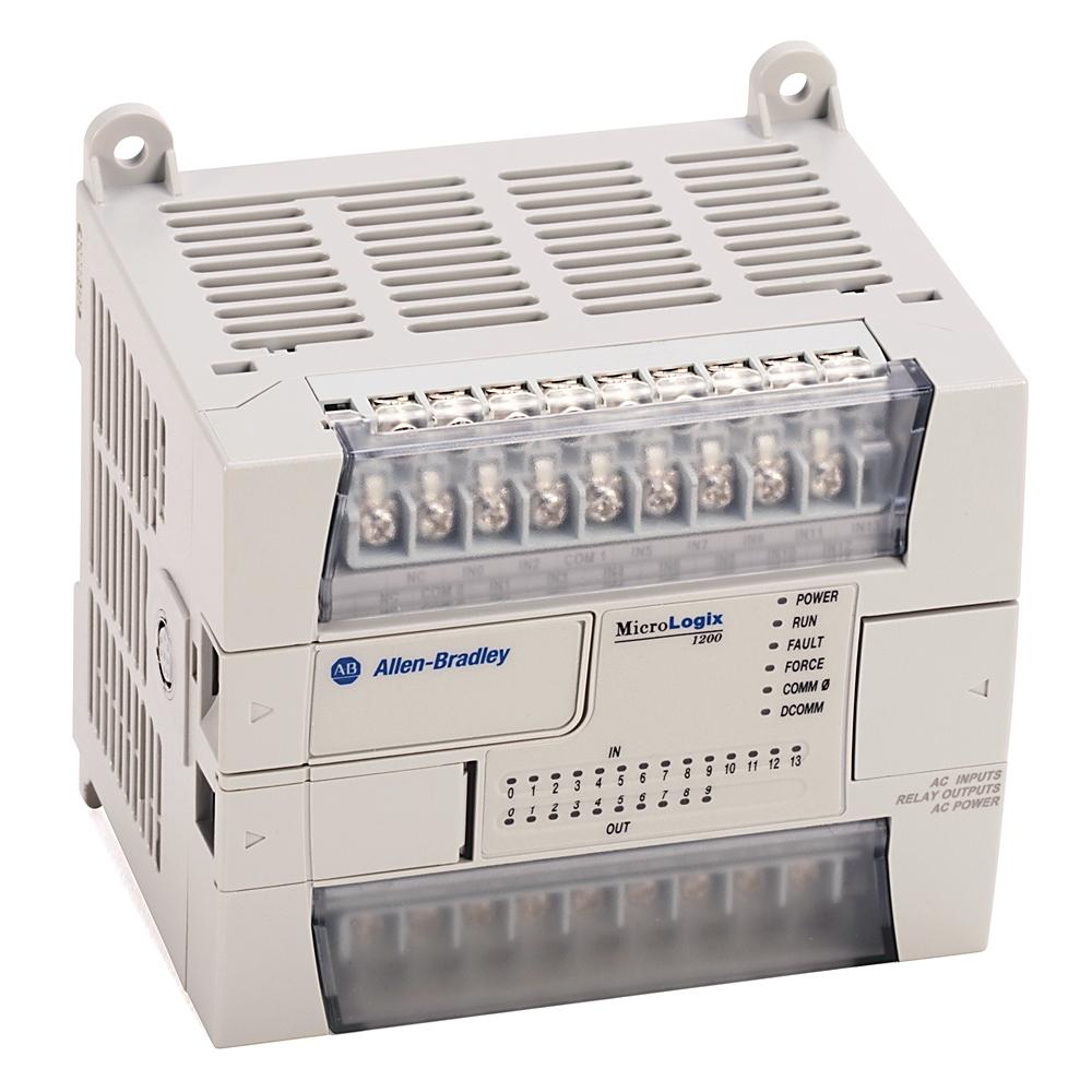 Allen-Bradley,1762-L24BWA,MicroLogix 1200 24 Point Controller