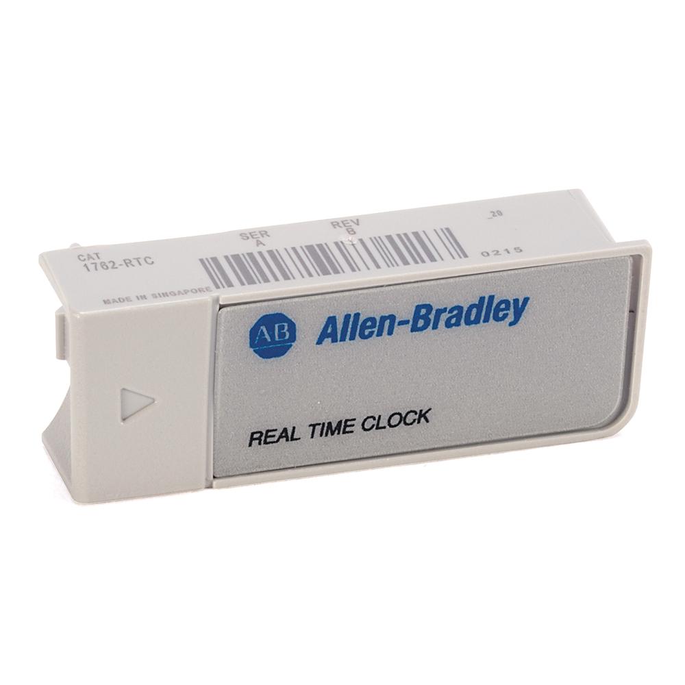 Allen-Bradley,1762-RTC,MicroLogix 1200 Real Time Clock