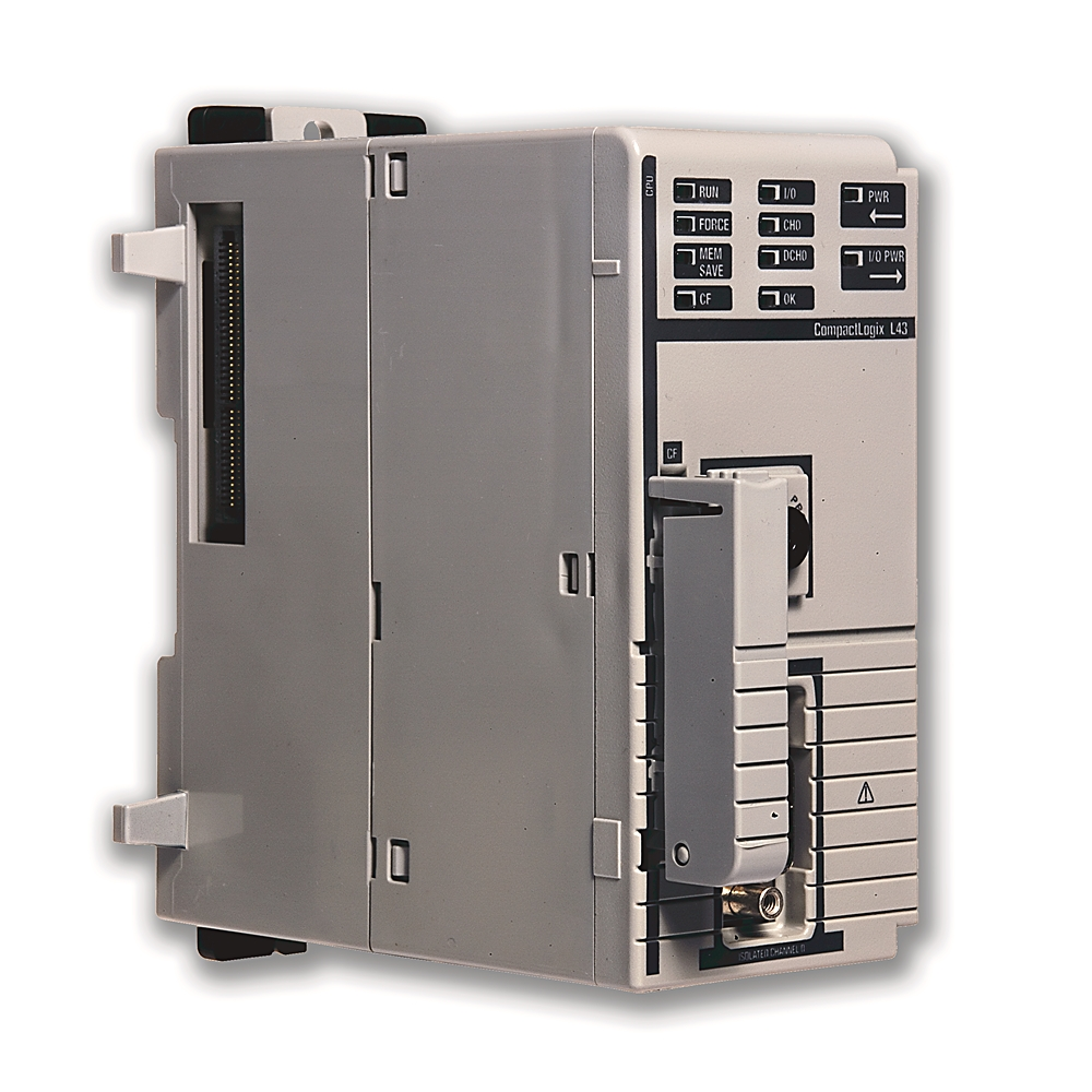 Allen-Bradley,1768-L43S,Compact GuardLogix CPU  L43S  2M/0.5M